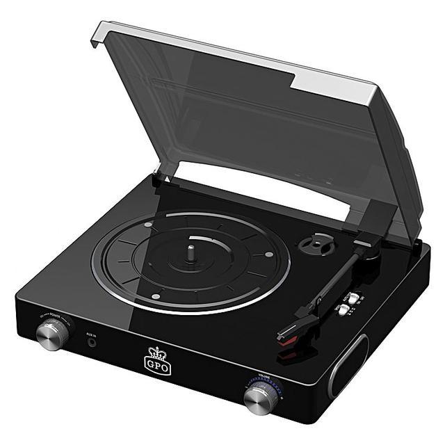 GPO UK Stylo Vinyl Record Player