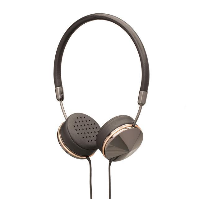 Frends Layla Gunmetal & Rose Gold Headphones