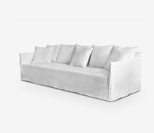 MCM House Joe Deep Sofa with Arms