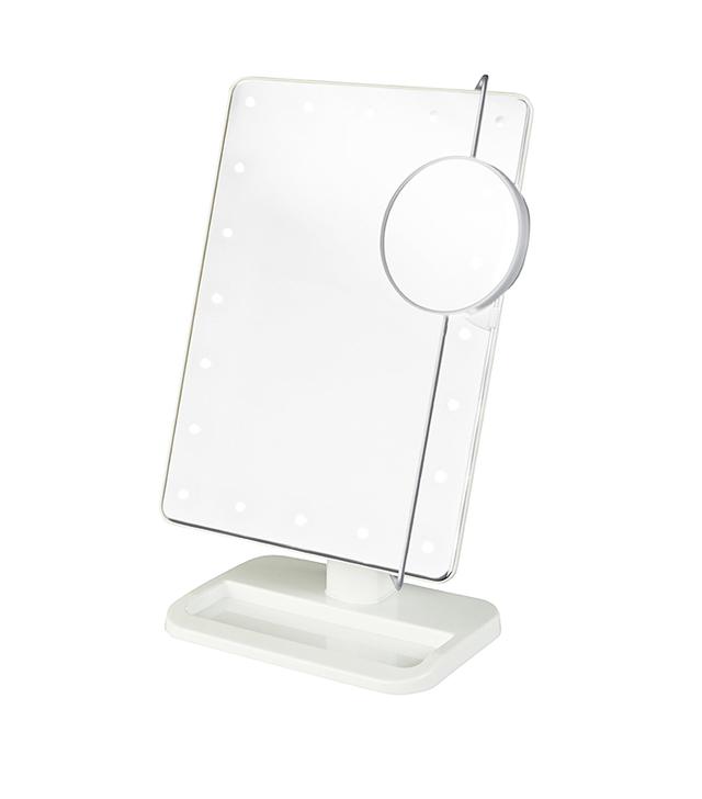 Jerdon lighted vanity mirror -
