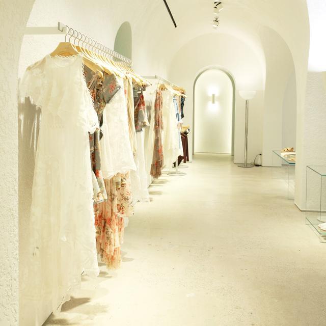 Step Inside Zimmermann's Relaxed But Elegant New Beach-Side Store