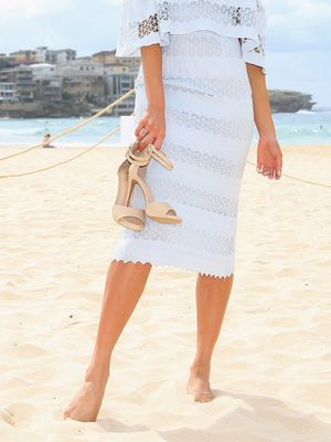 Where to Find Pretty Dresses That Belong at a Beach Wedding