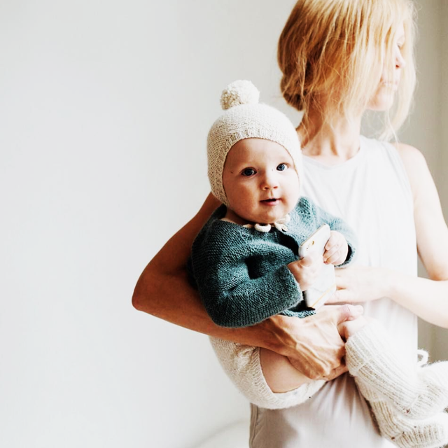9 Low-Key Scandi Baby Names That Are About to Be Everywhere