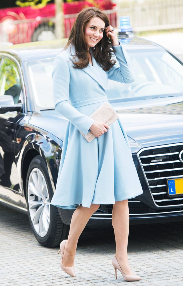 Kate Middleton and Queen Letizia's favorite shoe styles