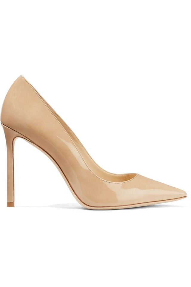 Romy 100 Patent-leather Pumps