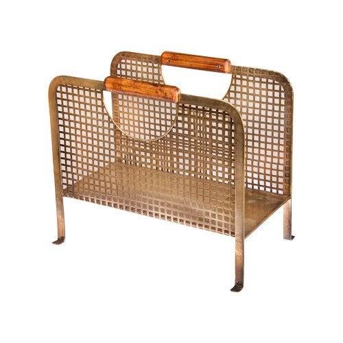 Temple & Webster Luxe Magazine Rack