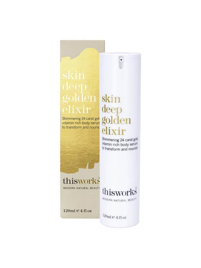 This Works Skin Deep Golden Elixir