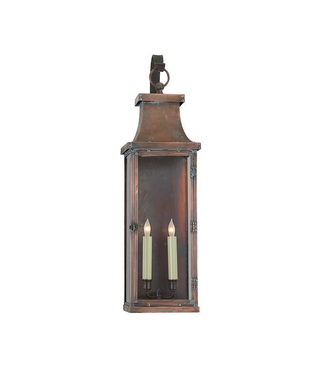 E.F. Chapman Bedford Large Scroll Arm Lantern