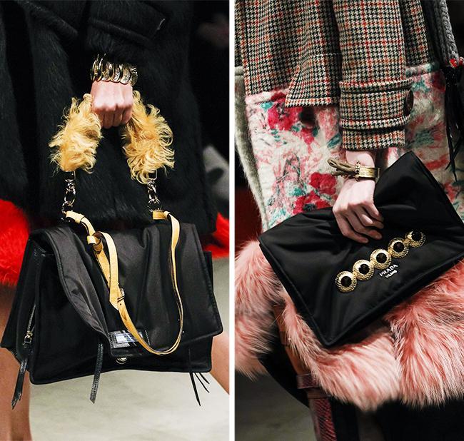 518396d1ff Prada s Nylon Bags Are Fashionable Again