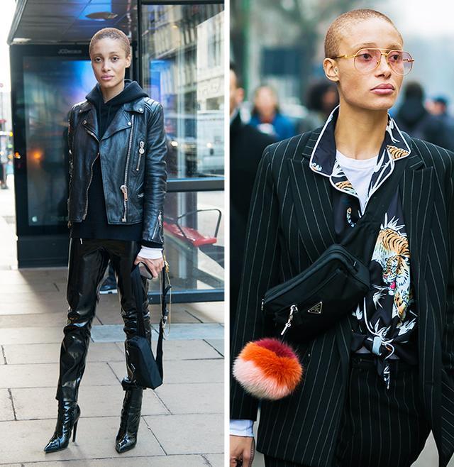 Prada s Nylon Bags Are Fashionable Again   Who What Wear AU 40fdb80538