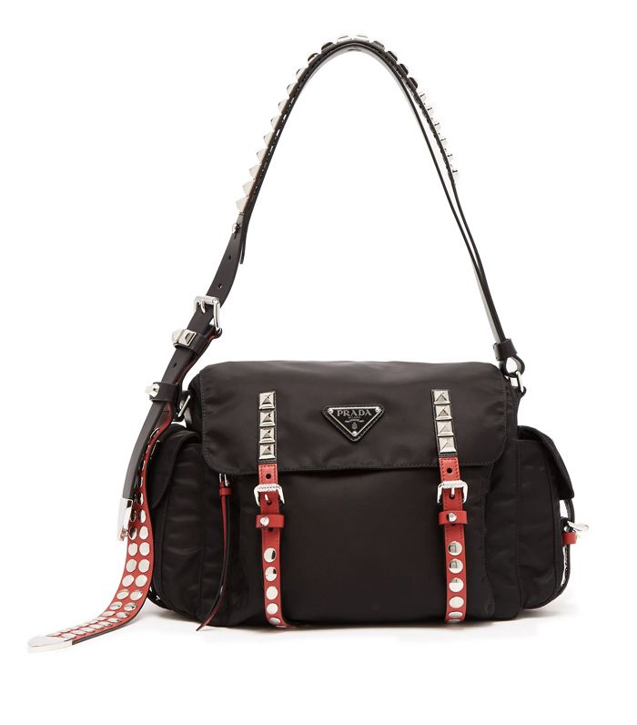 d3145d083 Prada's Nylon Bags Are Fashionable Again | Who What Wear