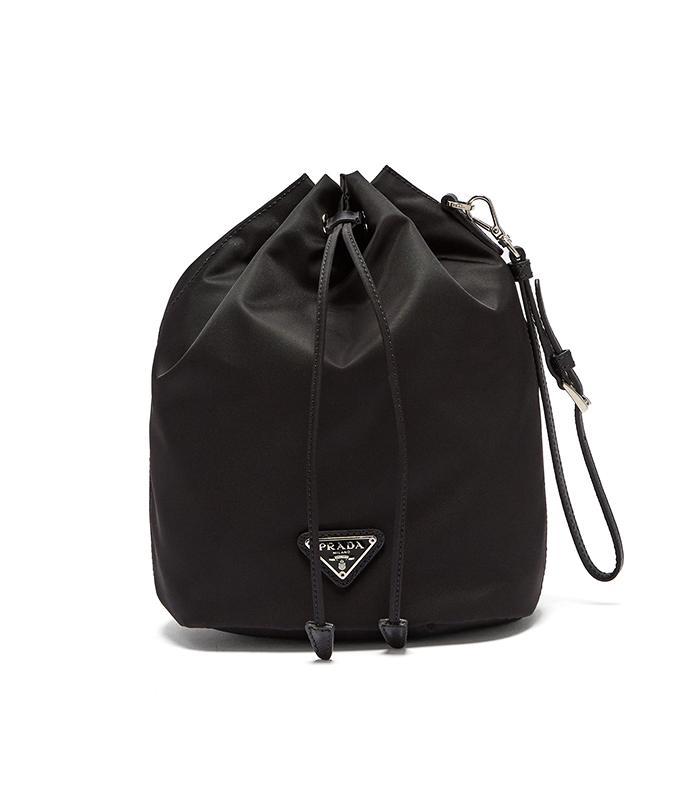 5f8cf99f20 Prada's Nylon Bags Are Fashionable Again   Who What Wear