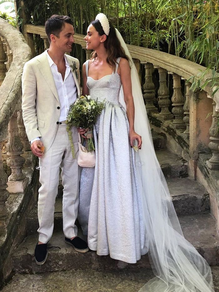 b7f3da4f0909b 28 of the Most Fabulous Fashion Weddings We've Ever Seen | Who What ...
