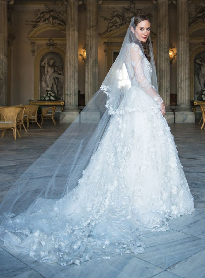 The Best Fashion Weddings of 2017 | Who What Wear