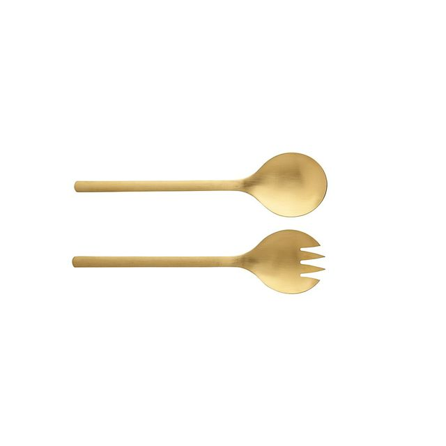 Maxwell & Williams Elemental 2-Piece Salad Server Set