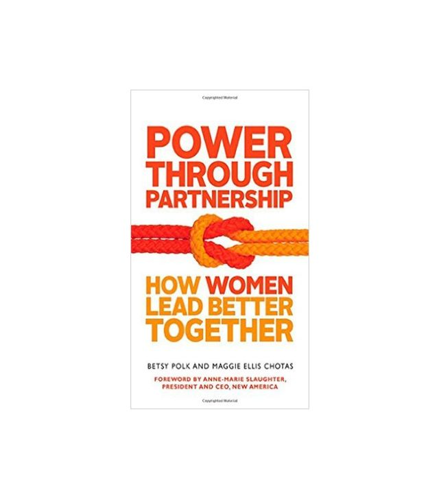 Power Through Partnership by Betsy Polk
