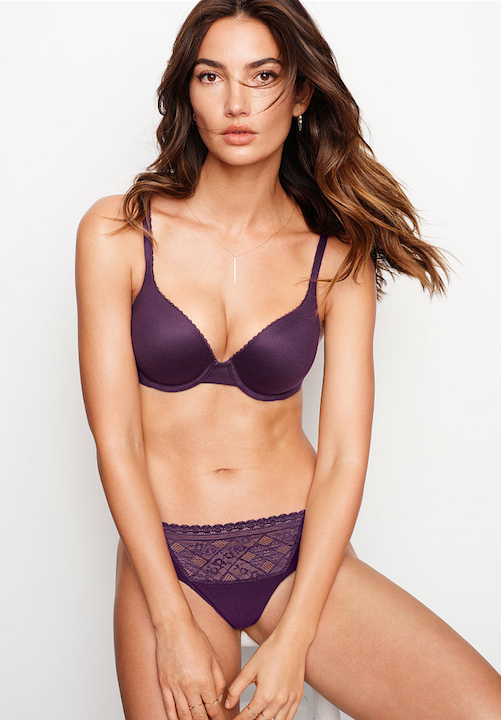 d80119fd93 This Is the Most Comfortable Bra Style at Victoria s Secret