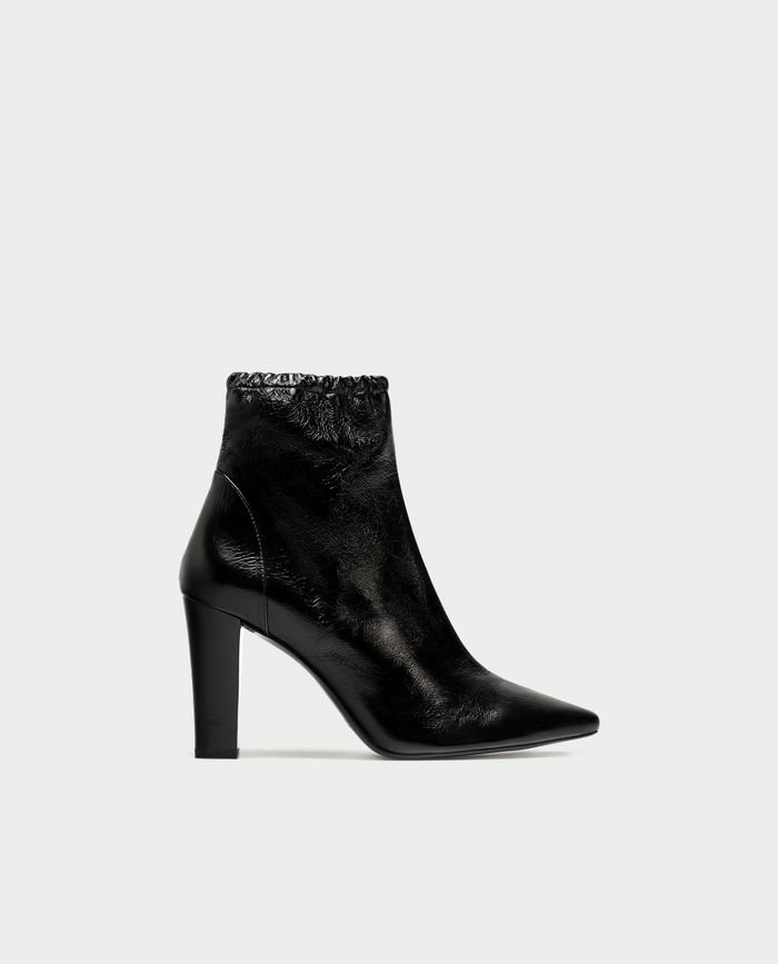 9a8b082c132 Zara Leather Court Shoes Review - Style Guru  Fashion