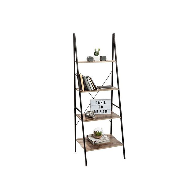 Kmart Industrial Ladder Bookshelf