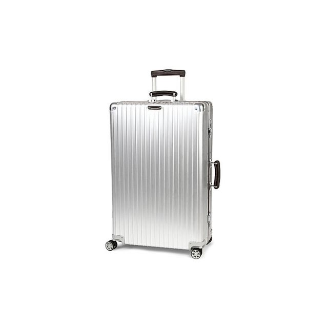 Rimowa Classic Flight four-wheel suitcase