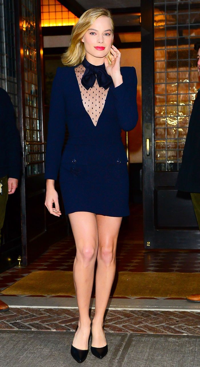 Margot Robbie S Best Style Moments Who What Wear