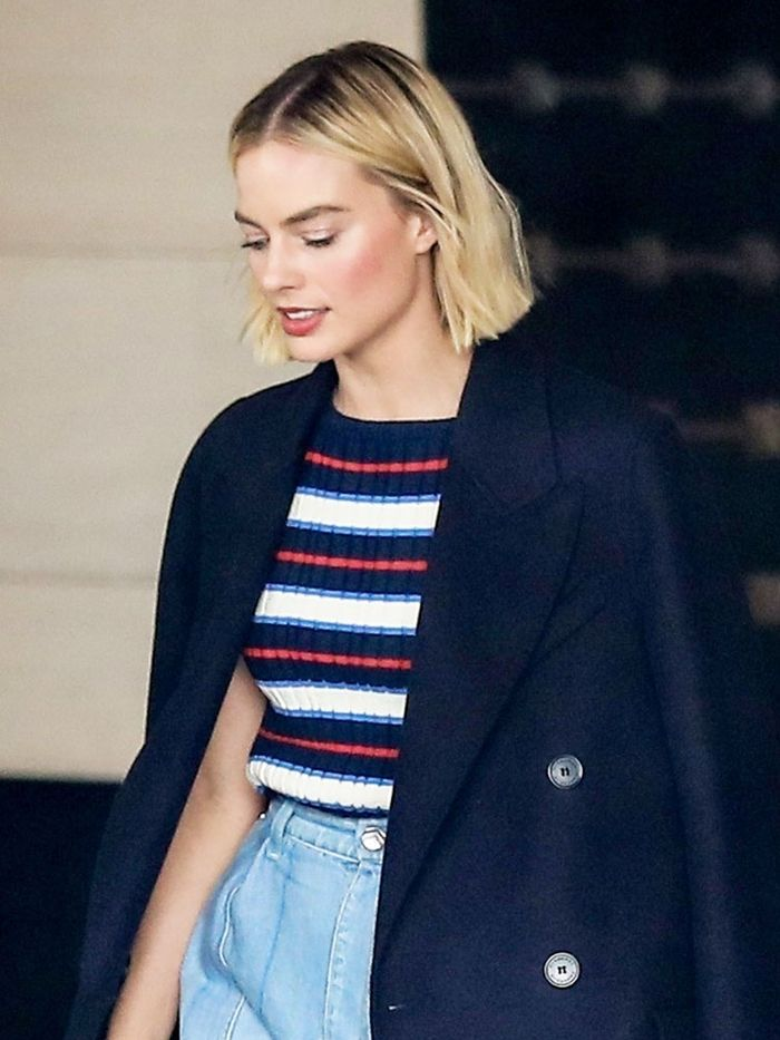 066612d982c Margot Robbie's Best Style Moments | Who What Wear