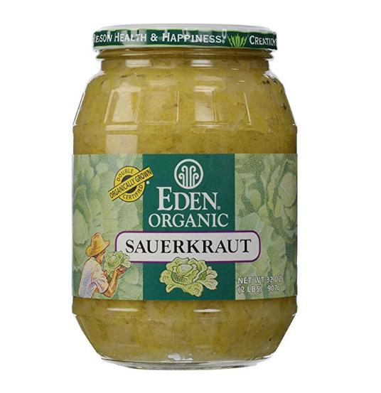 Eden Organic Sauerkraut Sauerkraut
