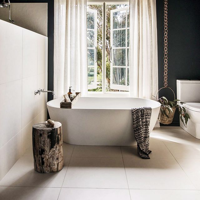 6 Farmhouse Bathroom Designs We've Got Our Eye On