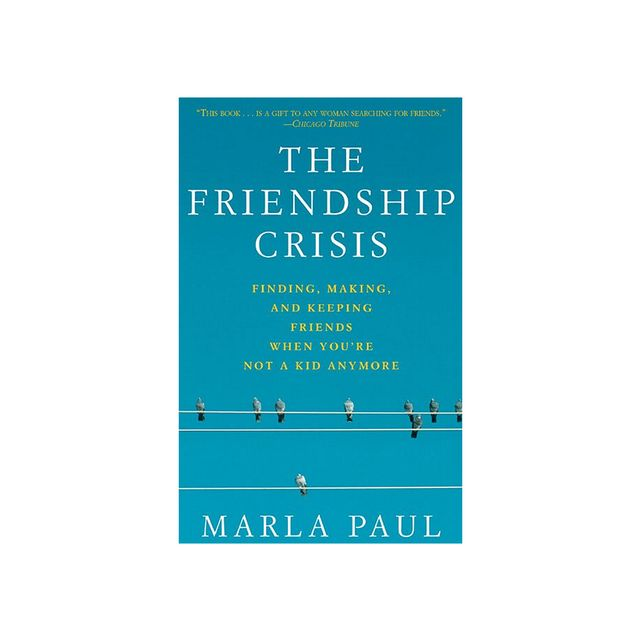 The Friendship Crisis by Mara Paul