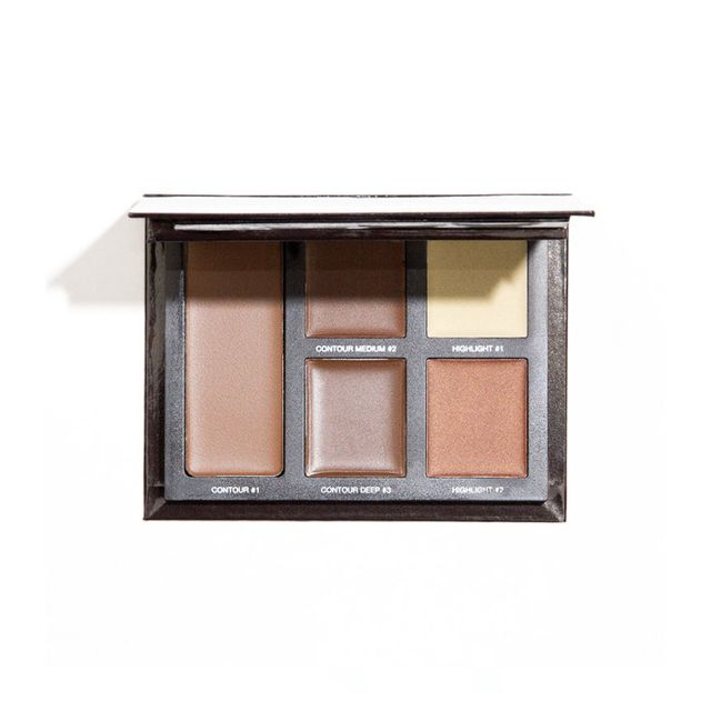 How to contour: Laura Mercier Flawless Contour Palette