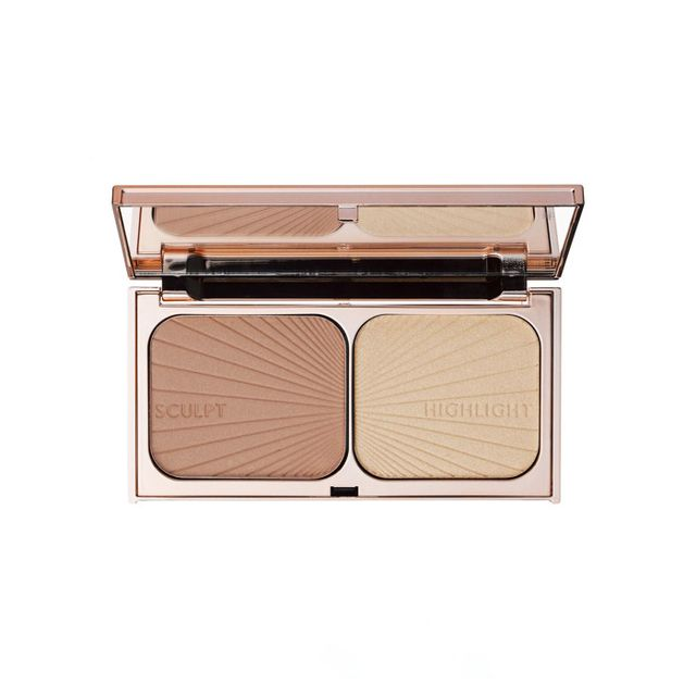 How to contour: Charlotte Tilbury Filmstar Bronze & Glow