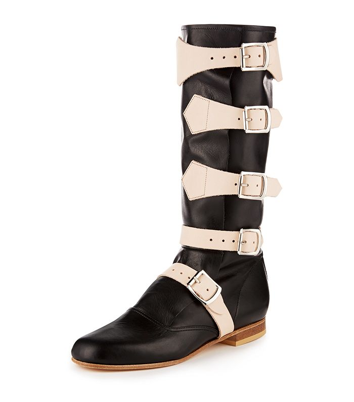 90a6b4f6176ac Vivienne Westwood's Classic Pirate Boots   Who What Wear