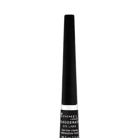 Exaggerate Liquid Eyeliner Black