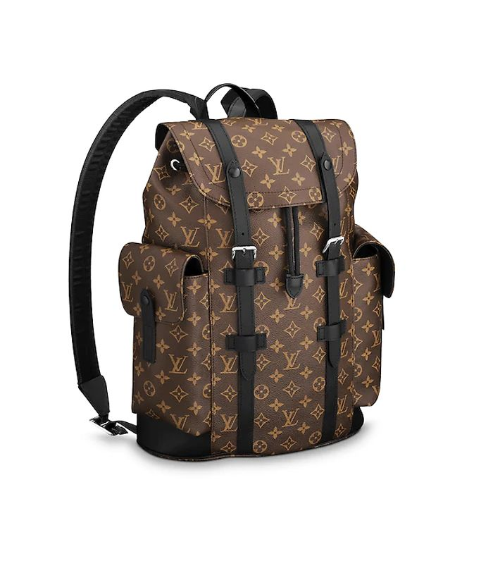 5eeee1cac451 The Louis Vuitton Backpack Is Back