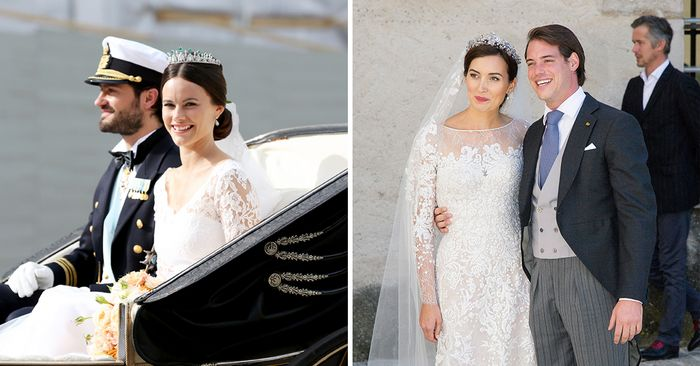 20 Stunning Princess Wedding Dresses   Who What Wear