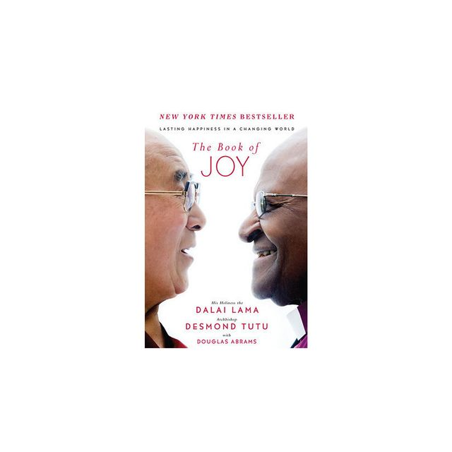 The Book of Joy by Dalai lama and Archbishop Desmond Tutu