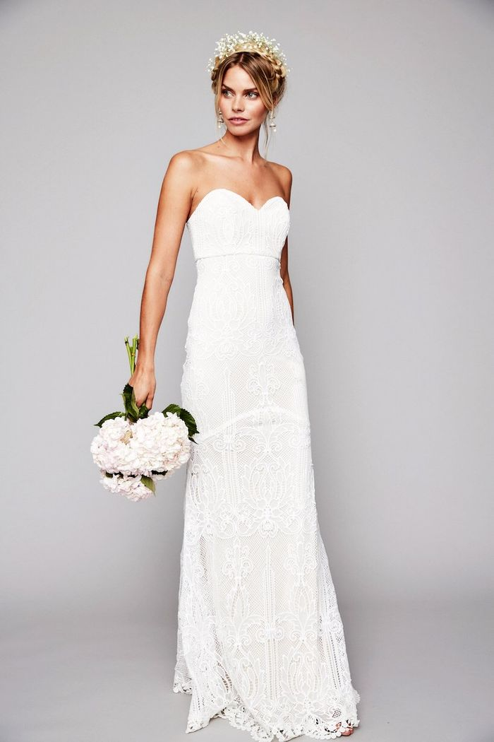 Where to Buy Wedding Dresses in NYC: A Fashion Girl\'s Guide | Who ...