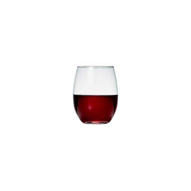 Salt & Pepper Borello Stemless Wine Glasses