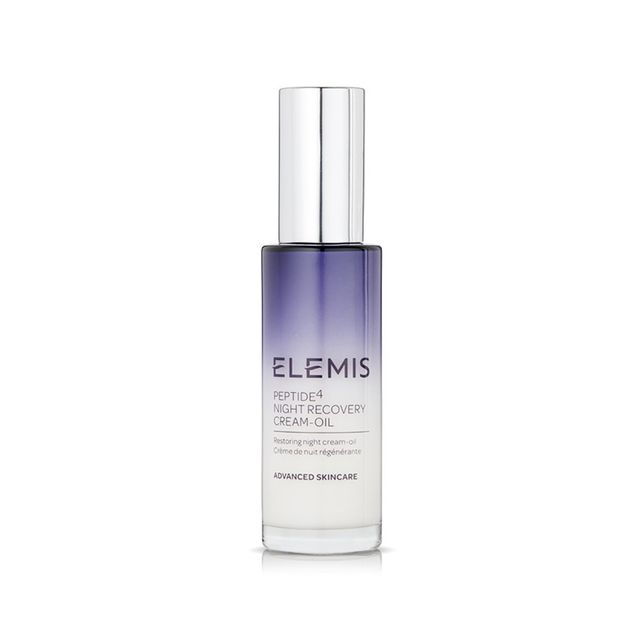 Elemis Peptide4 Night Recovery Cream Oil