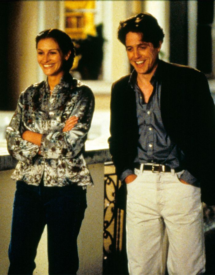 Julia Roberts's Style in Notting Hill Is So 2019