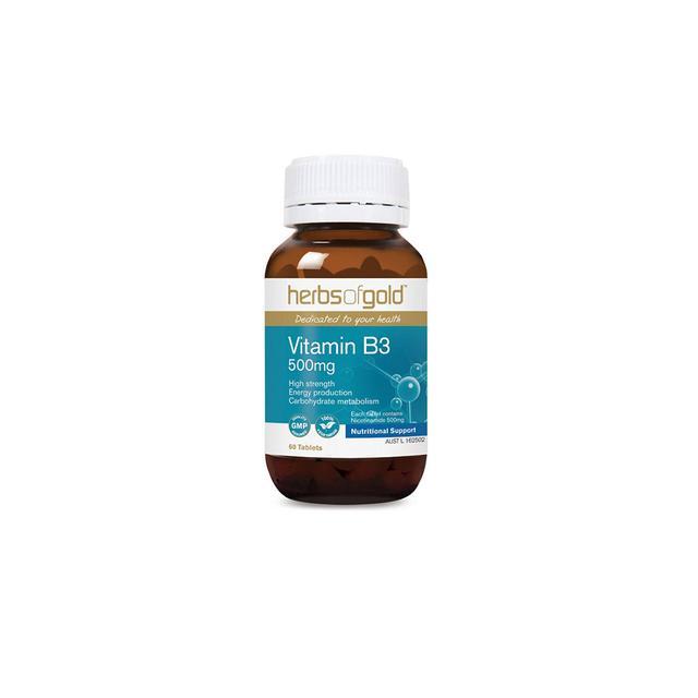 Herbs of Gold Vitamin B3