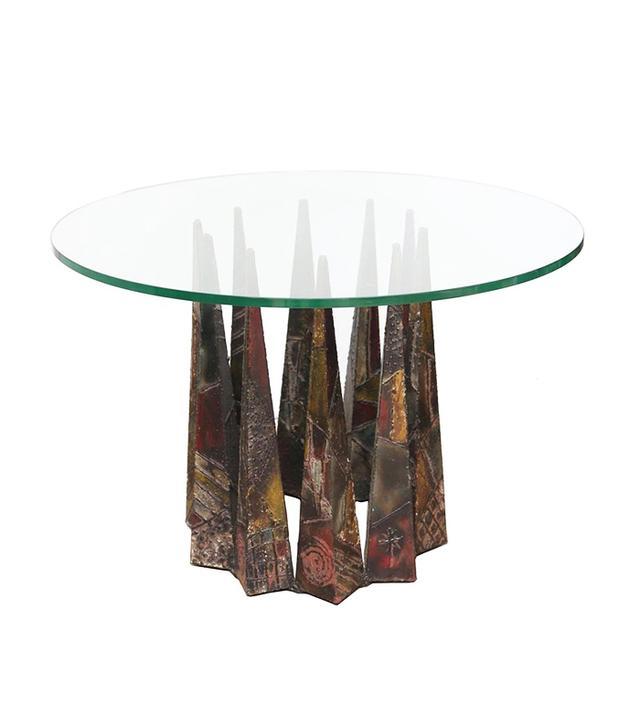Paul Evans Directional Center Table