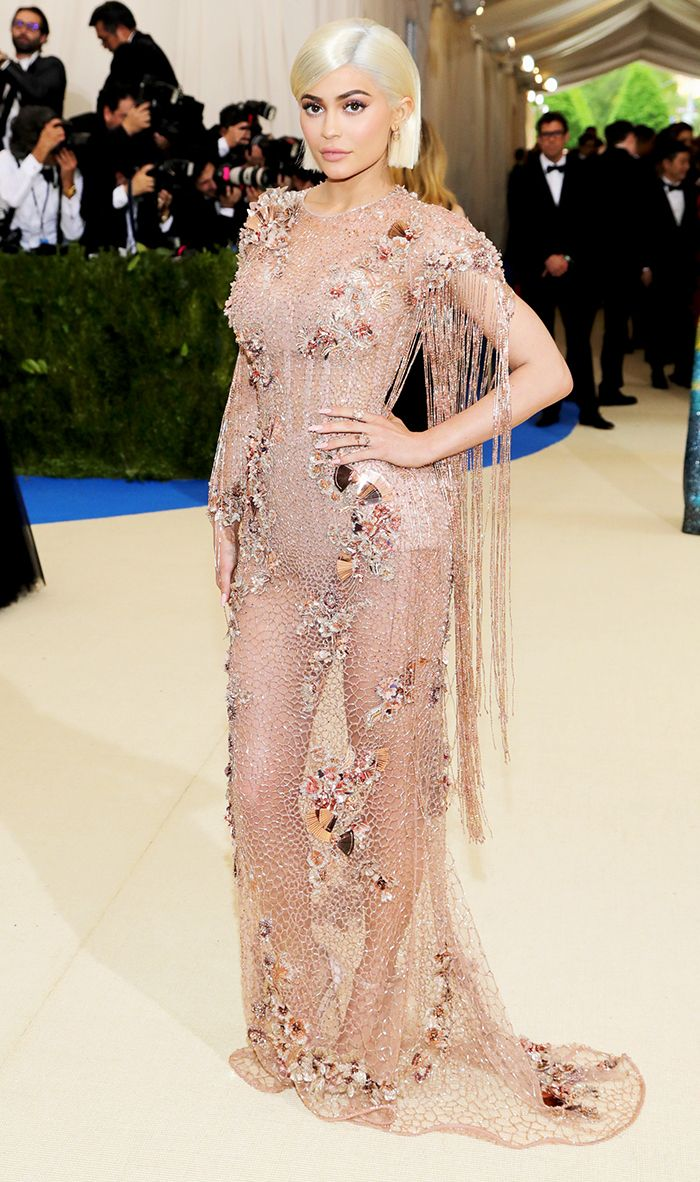 10 Of The Most Iconic See Through Celebrity Dresses Who
