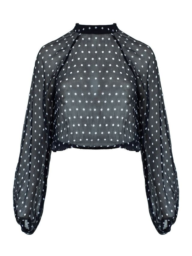 Sir Marceau Long Sleeve Crop