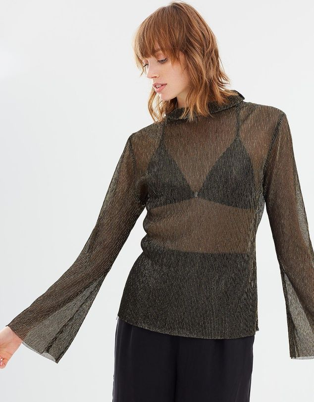 Third Form Luminate Fluted Top