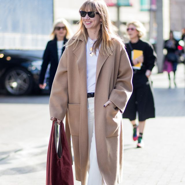 From £35 to £2595, These Camel Coats Are Approved by Our Fashion Team