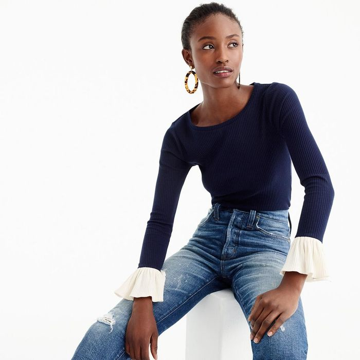 This $33 J.Crew Item Is Very Fall 2017