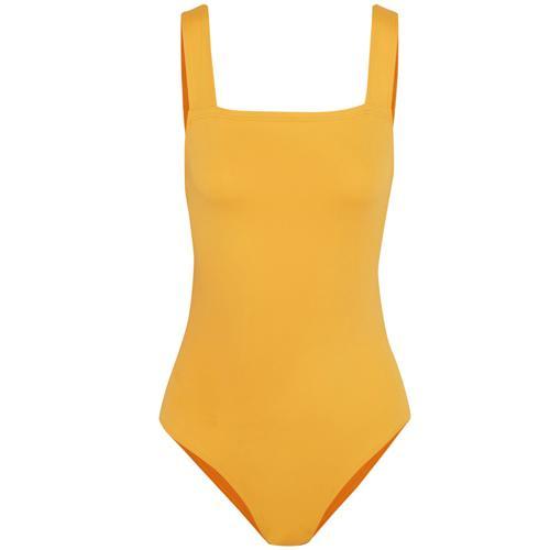 Three Graces London Attila open-back swimsuit