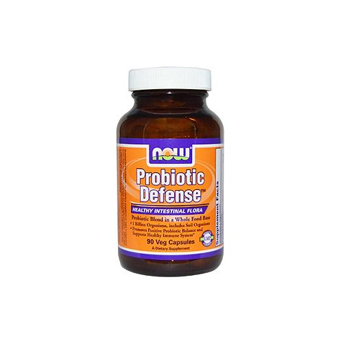 Now Foods Probiotic Defense