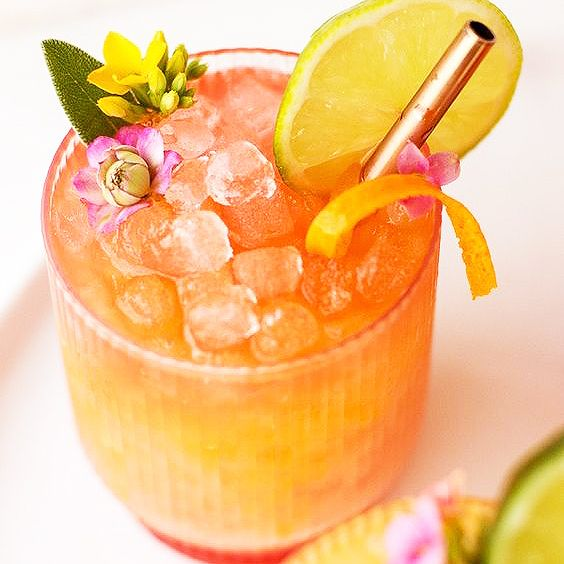 This Spirit Had a Bad Name But Now It's Summer's Sexiest Drink